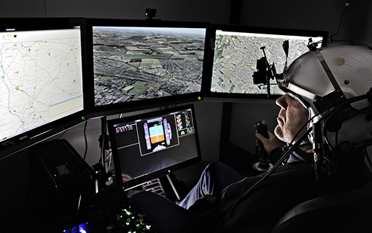 Advanced Ground Control Station for Semi - Fully Autonomous Vehicles