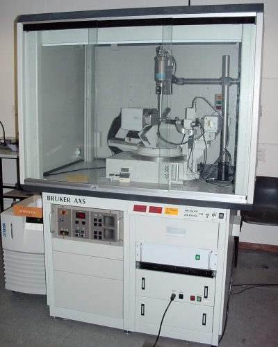 Single Crystal Diffractometer